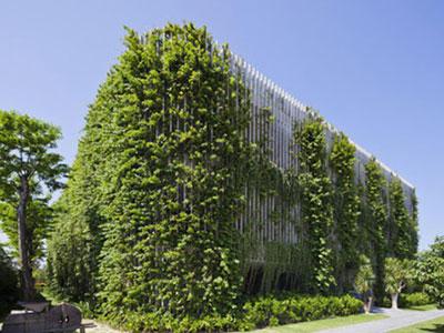 ساختمانهای سبز