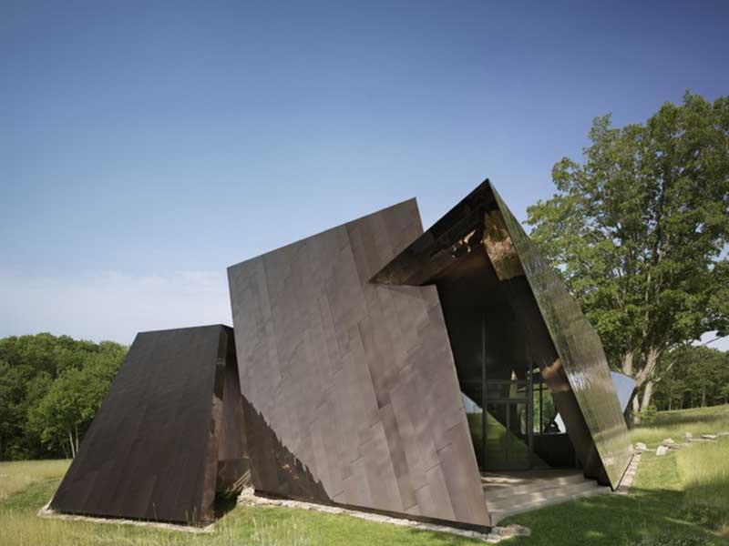 خانه ۱۸.۳۶.۵۴ توسط Daniel Libeskind