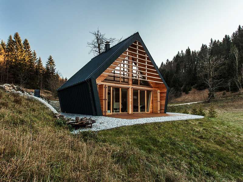 خانه چوبی/ استودیوی پیکاپلاس