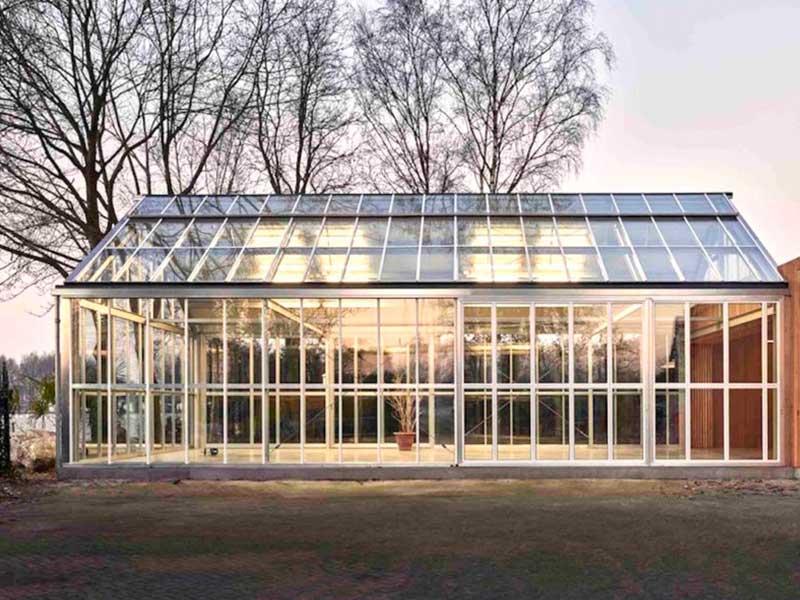 تبدیل دو مزرعه به فضاهای ورزش و استراحت