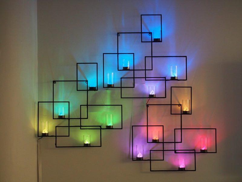 آشنایی با چراغهای دیواری و نورپردازی آنها