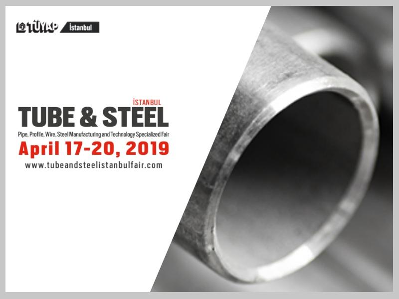 نمایشگاه تخصصی لوله و فولاد استانبول 2019