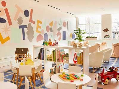 ۶ فضای کودکانه با طراحیهای جذاب