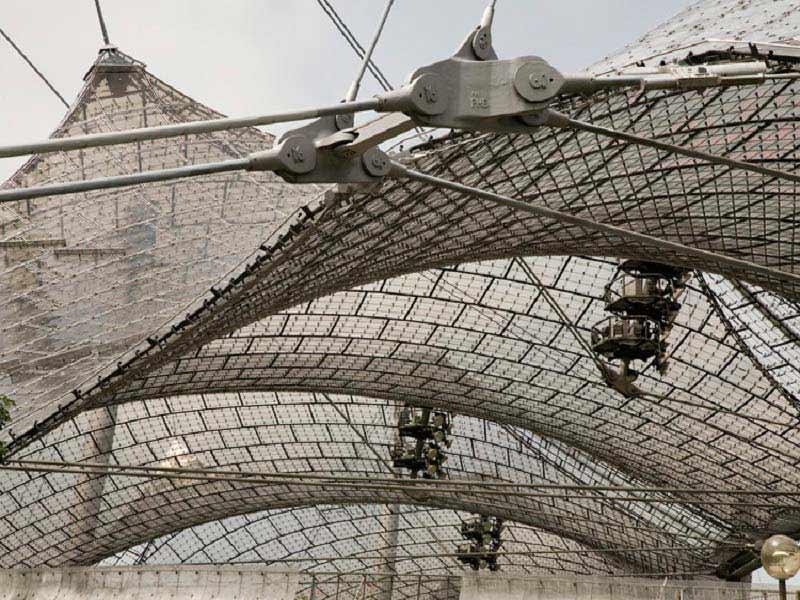 نمونهای از یک سازۀ کابلی
