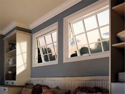 متریال شیشه پنجره
