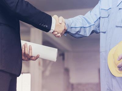 انواع قراردادهای ساختمانی